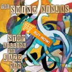 Stop Killing The Jazz Man Cover