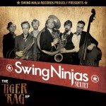 The Swing Ninjas - cover artwork - Tiger Rag EP