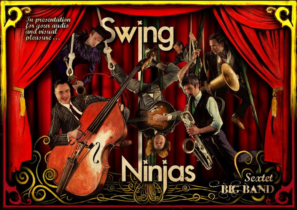 Swing Ninjas Sextet