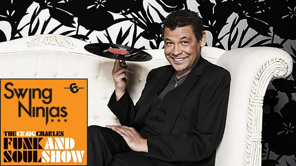 Craig Charles BBC Radio 6